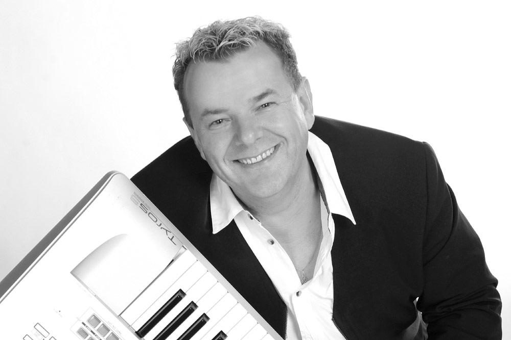 Alleinunterhalter, DJ und Entertainer Dieter Bielz